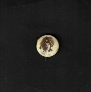 "1890's Ziegfeld Follies Girl ""Anna Held"" Sweet Caporal Pin"