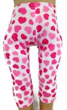 Pink Heart Knit Leggings for 18 inch American Girl Doll Clothes Accessories