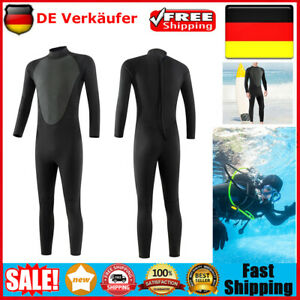 3mm Herren Neopren Nassanzug Neoprenanzug Schwimmanzug Surfanzug Surfen Tauchen