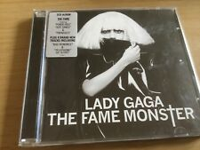 Lady Gaga - Fame Monster (2009, 2 CDs) BUY 3 AND GET 4th FREE