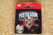 2014 Pittsburgh Pirates Postseason lapel pin NL MLB post season