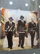 213 The Hard Way promo 4 track EP