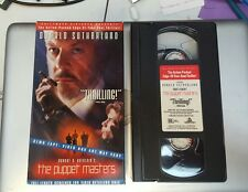THE PUPPET MASTERS VHS RARE DEMO TAPE VERSION