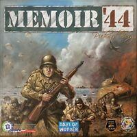 Memoir '44 Third Edition,New by Days of Wonder, English