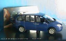 CITROEN C8 MINIVAN 2002 BLUE METALLIC NOREV 1/43 BLAU