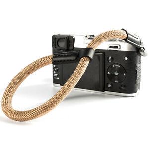 DSLR SLR Paracord Digital Camera Camera Wrist Strap Camera Hand Grip Wristband