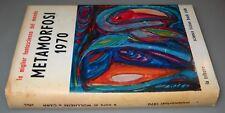Metamorfosi 1970, Aldiss, Vonnegut, Delany, Leiber, Anderson, 1°Ed. Sfbc