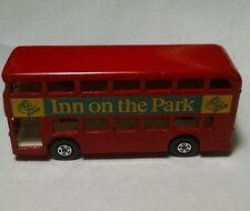 Lesney Matchbox.Superfast Diamler Bus 74 Promo Model Inn on the Park RARE