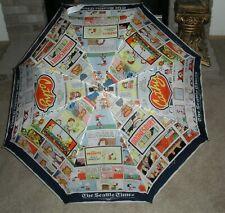 """Vtg Seattle Times Newspaper Comics Huge 36"""" Inch Umbrella! Peanuts! D 00004000 oonesbury!"""