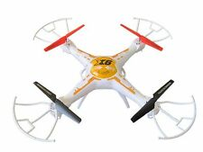 RC DRONE QUADCOPTER 4 CHANNEL STUNT 2.4GHZ HELICOPTER 6 AXIS FLYING 0.3MP CAMERA