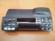 New listing Rare! Alpine 7517S Cassette Radio Faceplate & Case