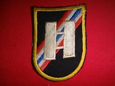1st SFGrp War Patch - US CAPTAIN Rank 46th SF Company In Thailand