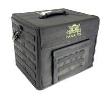 Battle Foam Wargames Bag - P.A.C.K. 720 Molle Bag - Standard Load Out - Black