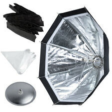 Godox Speedlite Flach Light Softbox Umbrella for WITSTRO AD360 AD180 Sliver M8P9
