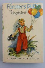 Magda Trott - Försters Pucki