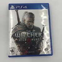 PS4 The Witcher 3: Wild Hunt Soundtrack Included