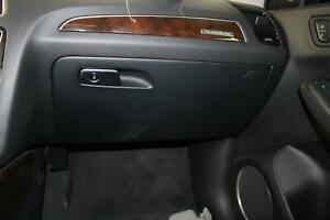 2012 AUDI Q5 Black Storage Compartment LID COVER (Glove Box DOOR) OEM