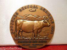 1994 PARIS EIFFEL CONCOURS CGA SALON AGRICULTURE AUBRAC GASCONNE RACES RUSTIQUES
