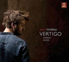 Jean Rondeau - Vertigo (NEW CD)