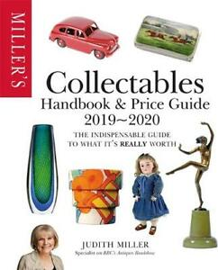 Miller's Collectables Handbook & Price Guide 2019–2020, Miller, Judith, Very Goo