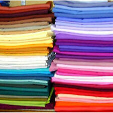 Less than 1 Metre Solid Patterned Craft Fabric Lots