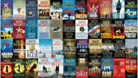 David Baldacci Audiobook Collection 46 Titles Unabridged Audio Books