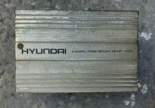 09 10 11 12 13 14 Hyundai Genesis Sedan OEM 6 Channel MAP-600 Amplifier