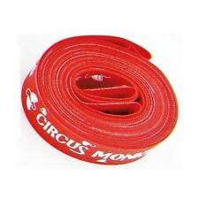 Circus Monkey 700c x 18mm Bike Bicycle Wheel Rim High Pressure Strip Tapes - Red