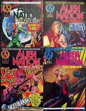 ALIEN NATION: THE PUBLIC ENEMY 1,2,3,4...NM-...1991-2...Bargain Set!