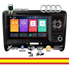 Radio CD Audi TT MK2 Android 8 Octacore 4G RAM GPS WIFI Soporta conexion iPhone