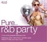 Various Artists-Pure... R&B Party  (UK IMPORT)  CD / Box Set NEW