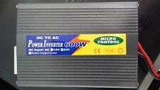 POWER INVERTER PDA600 24VDC/230VCA - DC/AC 600W SOFT START TRASFORMA 24V A 220V
