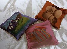 """Paula Crane """"Souvenir Pillows"""" Hand Signed Artwork Serigraph MAKE AN OFFER!"""