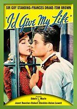 I'd Give My Life (1936) DVD Guy Standing, Frances Drake, & Tom Brown