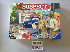 Suspect (jeu société COMPLET déduction genre Cluedo) RAVENSBURGER Francais 2006