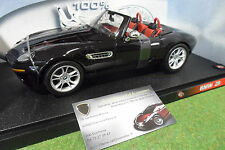 BMW Z8 Cabriolet noir échelle 1/18 HOT WHEELS 54576 voiture miniature collection