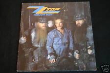 """ZZ Top   SP 45T 7""""   Rough boy   1986"""