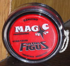 LOT 4 YOYO MAGIC PROFESIONAL ARGENTINA YEAR'S 90 s SOME FABRIC RUSSELL