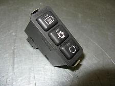 BMW E36 Compact  Schalter Klima Umluft heizbare Heckscheibe  61318360453