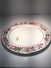 """Royal Worcester ROYAL GARDEN 15"""" Oval Platter"""
