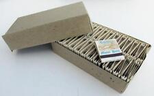 Full Box of Vintage Matchbook Matches Unused ROBIDOUX MOTOR HOTEL St. Joseph MO