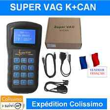 VALISE SUPER VAG K+CAN 4.8- Diagnostique TACHO PRO VA - Correction Kilométrique
