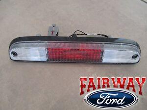 95 thru 03 Ranger OEM Ford 3rd Center High Mount Brake Lamp w Cargo Light Option