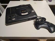 Sega Mega Drive 16- BIT Schwarz Spielekonsole