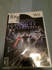 Star Wars: The Force Unleashed - Nintendo Wii - NEW - Factory Sealed - US Seller