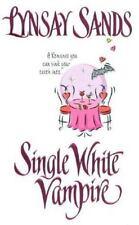 Argeneau Family: Single White Vampire Bk. 3 by Lynsay Sands (2003, Paperback)