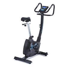 Cyclette Elettrica Camera Cardiofrequenzimetro Calorie Computer Allenamento Nero