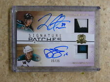 09-10 The Cup Dual Sig Patches COUTURE SETOGOUCHI /35