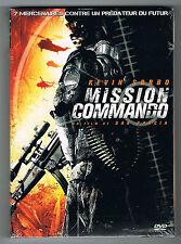 MISSION COMMANDO - KEVIN SORBO - DAN GARCIA - DVD - 2012 - NEUF NEW NEU