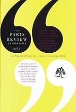 The Paris Review Interviews: v. 1, Good Condition Book, , ISBN 9781841959252
